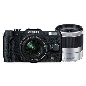 PENTAX デジタル一眼カメラ PENTAX Q7 ダブルズームキット Q7WKITBK
