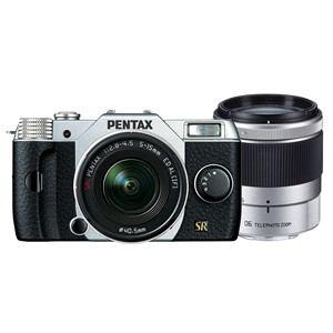 PENTAX デジタル一眼カメラ PENTAX Q7 ダブルズームキット Q7WKITSL