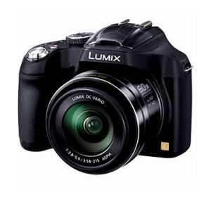Panasonic デジタルカメラ LUMIX DMC-FZ70K