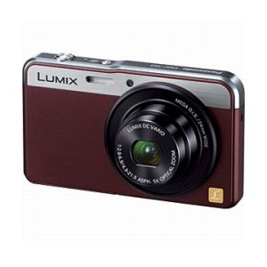 Panasonic デジタルカメラ LUMIX DMC-XS3-T