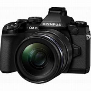 Olympus マイクロ一眼 OM-D E-M1・12-40F2.8レンズキット