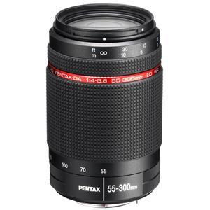 【クリックで詳細表示】PENTAX HD DA55-300mm F4-5.8ED WR HDDA55-300MMF4-5.8EDWR