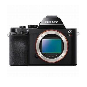 SONY フルサイズミラーレス一眼カメラ α7 ILCE-7