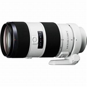 SONY 交換レンズ 70-200mm F2.8 G SSM II SAL70200G2