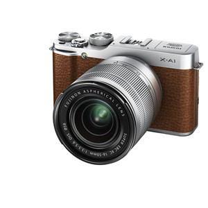 FUJIFILM XA1BW1650KIT X-A1デジタル一眼カメラレンズキット(ブラウン)