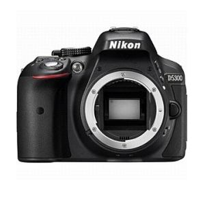 Nikon デジタル一眼カメラ D5300 ボディ D5300(BK)