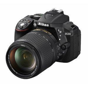 Nikon デジタル一眼カメラ D5300 18-140レンズキット ブラック D5300 18-140VR LK(BK)