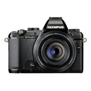 Olympus コンパクトデジタルカメラ OLYMPUS STYLUS 1 STYLUS1 BLK