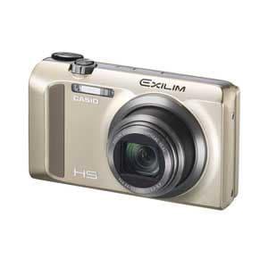 CASIO デジタルカメラ EXILIM(エクシリム) ゴールド EX-ZR500-GD