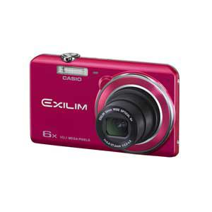 CASIO デジタルカメラ EXILIM (レッド) EX-ZS26-RD