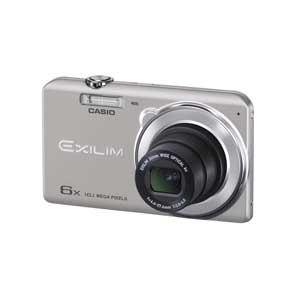 CASIO デジタルカメラ EXILIM (シルバー) EX-ZS26-SR