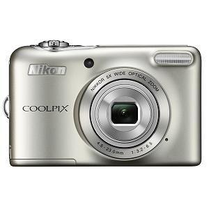 Nikon デジタルカメラ COOLPIX L30 シルバー COOLPIXL30-SL