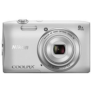 Nikon デジタルカメラ COOLPIX S3600 クリスタルシルバー COOLPIXS3600-SL