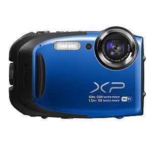 富士フイルム デジタルカメラ FinePix XP70 FX-XP70-BL