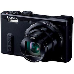 Panasonic デジタルカメラ LUMIX TZ60 (ブラック) DMC-TZ60-K