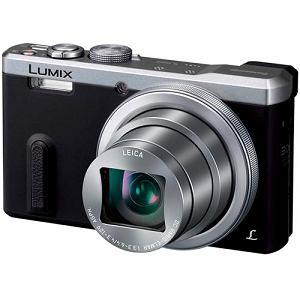 Panasonic デジタルカメラ LUMIX TZ60 (シルバー) DMC-TZ60-S