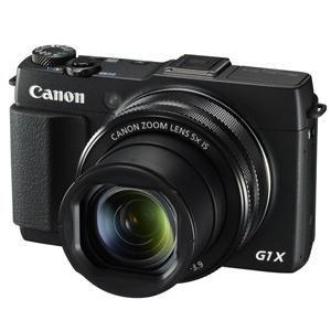 Canon コンパクトデジタルカメラ PowerShot G1 X Mark Ⅱ PSG1X MARKII