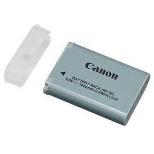 Canon バッテリーパック(PowerShotシリーズ:G1 X Mark II、N100) NB-12L
