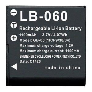 RICOH 充電式リチウムイオンバッテリー LB-060