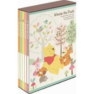 ナカバヤシ 5冊BOXポケットアルバム ディズニー/くまのプーさん ア-PL-1021-2