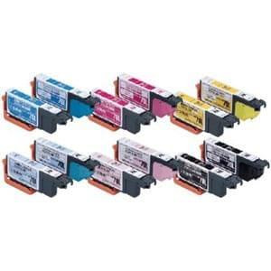 カラークリエーション CCE-IC70LW-6P EPSON IC6CL70L互換6色パック 交換用インクタンク付