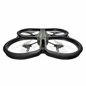 パロット PF721932P 空撮用ドローン AR.Drone 2.0 Elite Edition HDカメラ付 クワッドコプター(ジャングル)