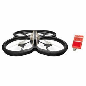 パロット PF721933 エイアール ドローン 2.0 GPSエディション HDカメラ付 クワッドコプター (GPS フライトレコーダー付)