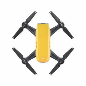 DJI SPARKSY SPARK, Sunrise Yellow (NA) 高性能ミニドローン 送信機無し   サンライズイエロー