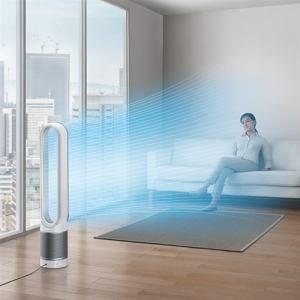 ダイソン TP03WS 空気清浄機能付きタワーファン 「Dyson Pure Cool Link」 ホワイト / シルバー