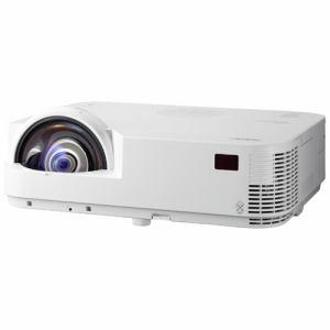 NEC データプロジェクター 短焦点モデル NP-M353WSJD