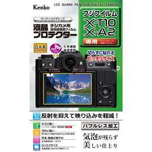 ケンコー 富士フイルム X-T10/X-A2用 液晶プロテクター KLP-FXT10
