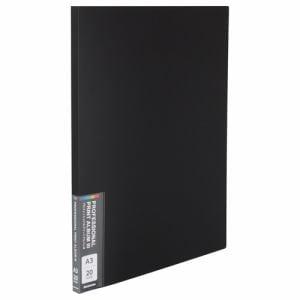 ハクバ ADP3-A3BK プロフェッショナルプリントアルバム III A3サイズ ブラック