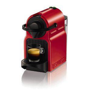ネスプレッソ C40-RE 専用カプセル式コーヒーメーカー 「イニッシア」 レッド