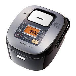 【処分品】 パナソニック SR-HB104-K IH炊飯ジャー(5.5合) ブラック