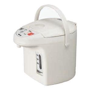 ピーコック シンプル電動給湯ポット 2.5L WML-25-W