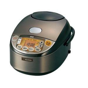 ZOJIRUSHI IHジャー炊飯器 「極め炊き」 (5.5合) ダークブラウン NP-VL10-TD