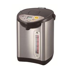 タイガー 電動給湯式電気ポット 「VE電気まほうびん とく子さん」(2.91L) ブラウン PIL-A300-T
