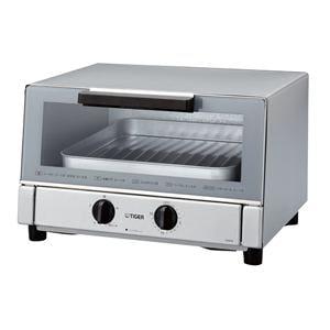 タイガー オーブントースター 「やきたて」 (シルバー) KAM-B130-SN