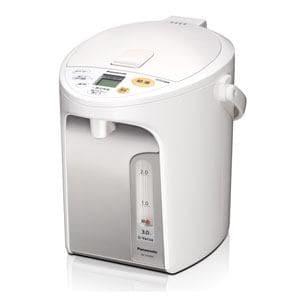 パナソニック 電動給湯式電気ポット (3.0L) ホワイト NC-HU304-W