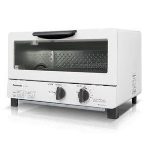 パナソニック オーブントースター (1000W) ホワイト NT-T100-W