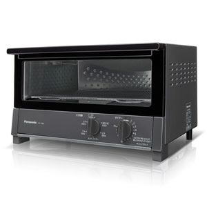 パナソニック オーブントースター (1300W) ダークメタリック NT-T500-K