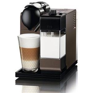 ネスプレッソ 専用カプセル式コーヒーメーカー 「ラティシマプラス」 ダークブラウン F421DB