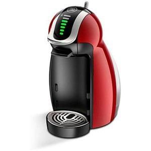 ネスレ 専用カプセル式コーヒーメーカー 「ドルチェグスト・ジェニオ2・プレミアム」 ワインレッド MD9771WR