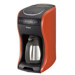 タイガー コーヒーメーカー 「カフェバリエ」 バーミリオン ACT-B040-DV
