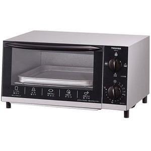 東芝 オーブントースター 「ハイパワー1200W ワイド庫内」 シルバー HTR-L4(S)