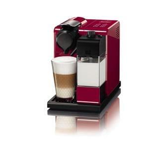 ネスレ コーヒーメーカー 「ネスプレッソ・ラティシマ・タッチ」 赤 F511RE