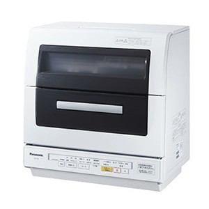 パナソニック 食器洗い乾燥機 ホワイト NP-TY8-W