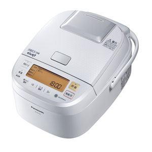 パナソニック 可変圧力IHジャー炊飯器 「おどり炊き」(5.5合炊き) ホワイト SR-PA105-W