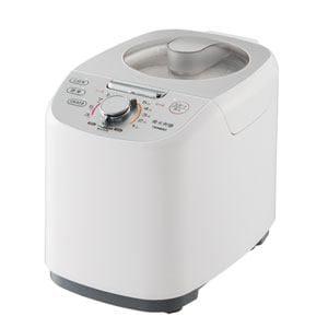 ツインバード 「精米御膳」コンパクト精米機(1?5合用) ホワイト MR-E751W