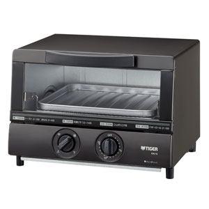 タイガー オーブントースター 「やきたて」 ブラウン KAJ-G100-T
